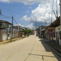 Rue de Nauta, Pérou