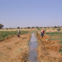 Petite irrigation privée