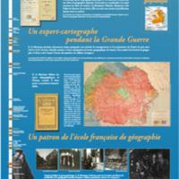 Emmanuel de Martonne et la Roumanie