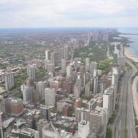 Chicago : une mégapole littorale aux Etats-Unis