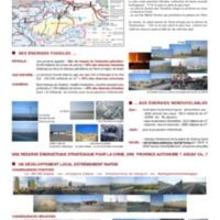 Diversité des énergies dans l'ouest de la Chine. La province autonome du Xinjiang