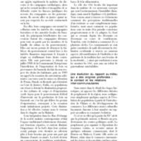 Une évolution du rapport au milieu qui a des origines profondes : le contact et les relations inter-communautaires