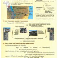 Le développement sur les rails ... au Mozambique, entre Cuamba et Nacala