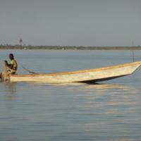 Pêche artisanale sur le lac Fitri