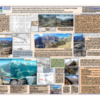 Geomorphic impacts, age and significance of two giant landslide dams in the Nepal Himalayas: Ringmo‐Phoksundo (Dolpo District) and Dhampu‐Chhoya (Mustang District).
