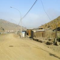 Quartier spontané de Valle Sacrado