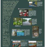 Potentialités  et développement touristique sur le littoral des îles Ehotilé ( Est de la Côte d'Ivoire)