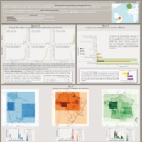 Analyse des patrimoines nationaux de données géographiques.<br /> Comparaison de trois infrastructures nationales de données géographiques (Bolivie, Brésil, France)