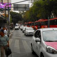 La ligne kilométrique de BHNS (Bus à haut niveau de service)
