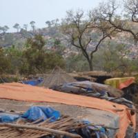 Kharakhéna, village d'orpaillage au Sénégal oriental